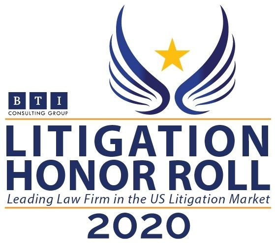 BTI Litigation Honor Roll