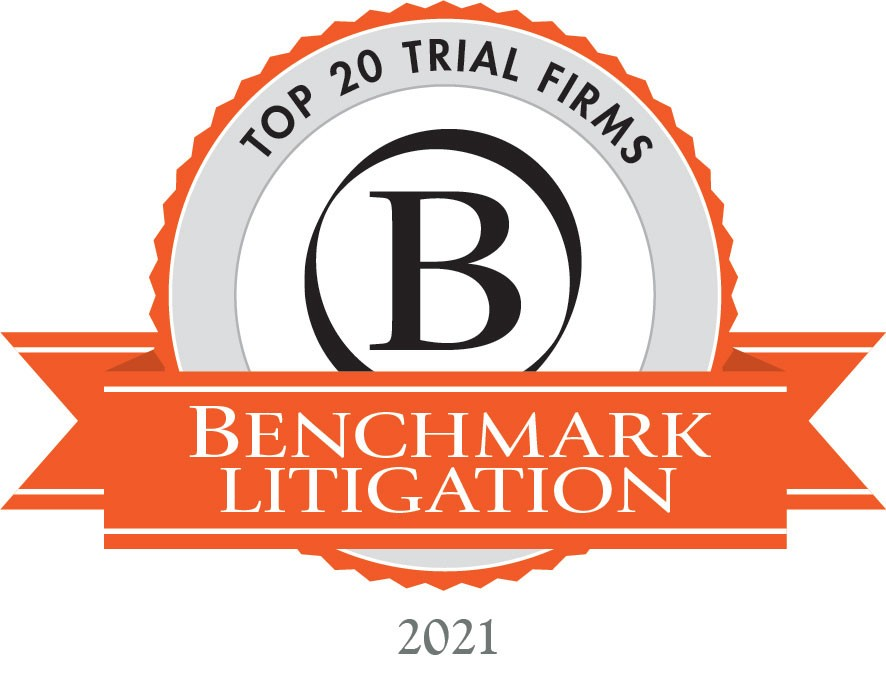 Benchmark Litigation Top 20