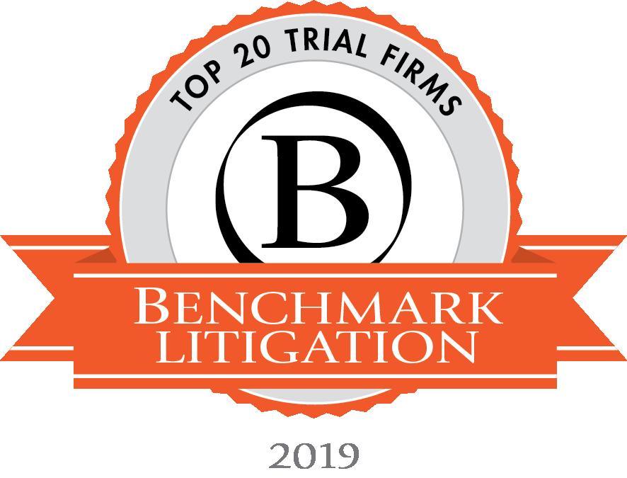 Benchmark Litigation Top 20