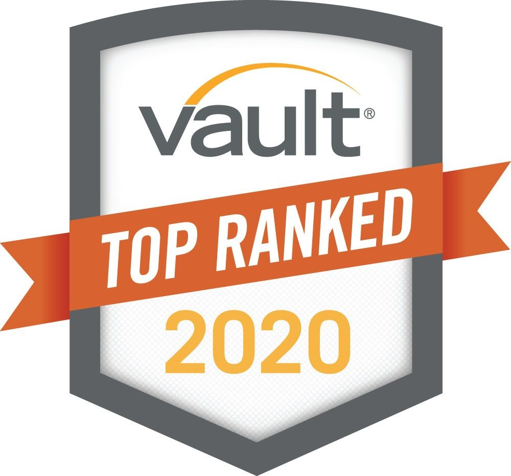 Vault Top Ranked 2019